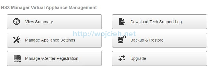 Configuring Syslog server for VMware NSX components - 1