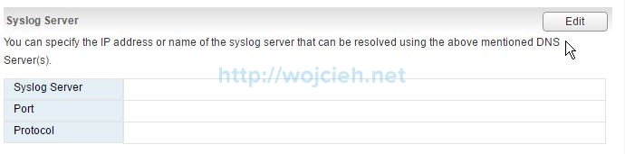 Configuring Syslog server for VMware NSX components - 2