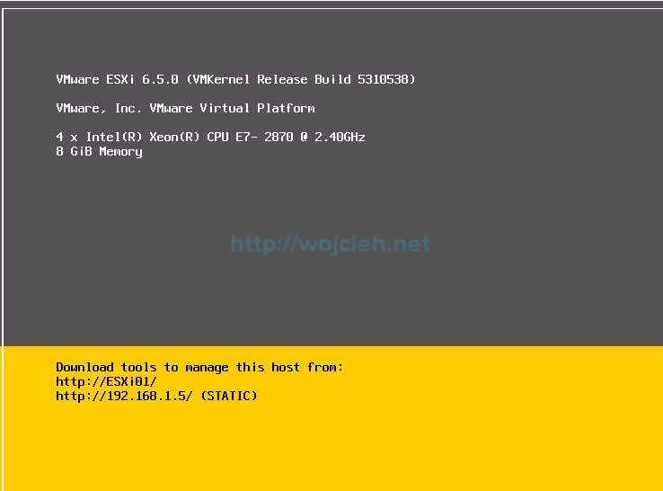How to upgrade ESXi 6.0 to ESXi 6.5 using Interactive Installer - 11