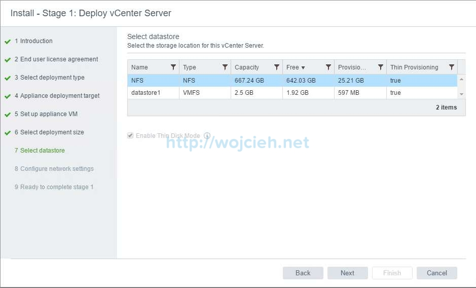 vCenter Server Appliance 6.5 with External Platform Services Controller - 26