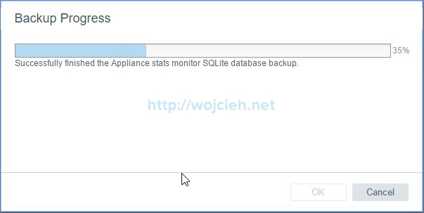 How to backup vCenter Server Appliance 6.5 - 6
