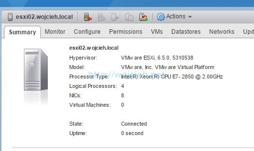 How to upgrade ESXi 6.0 to ESXi 6.5 using esxcli - 5