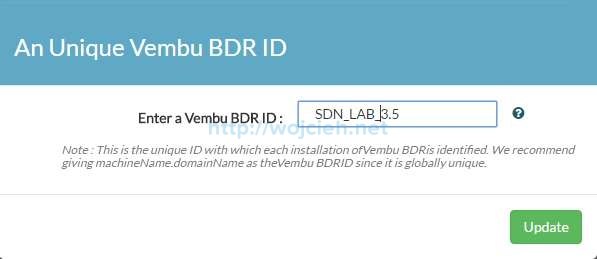 Vembu BDR Suite Review - 4